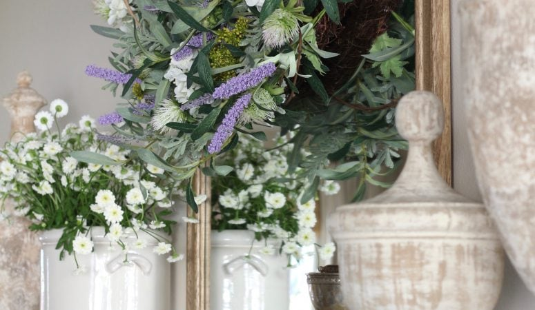 Spring Decorating with Balsam Hill