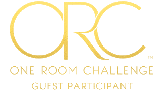 ORC one room challenge Maison de Cinq