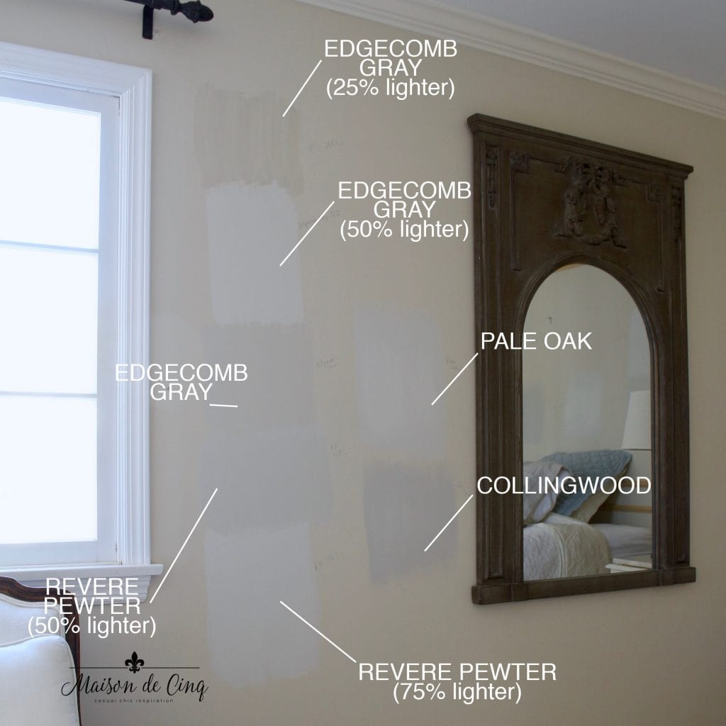 painting trial colors master bedroom neutral paint choices