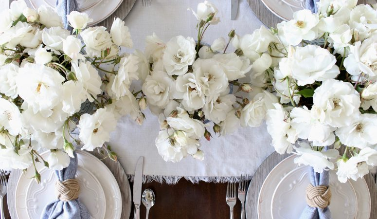 French Country Fridays – Flowers, Wall Decor, Summer Tables & More