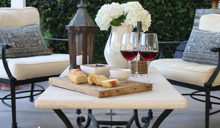 French Country Fridays – Outdoor Entertaining, French Mirrors, & More!