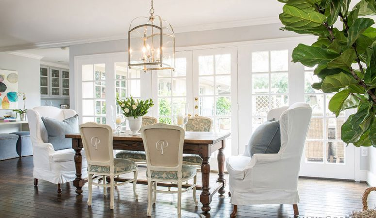 How to Add Character to a Dining Room – Mixing Dining Chairs