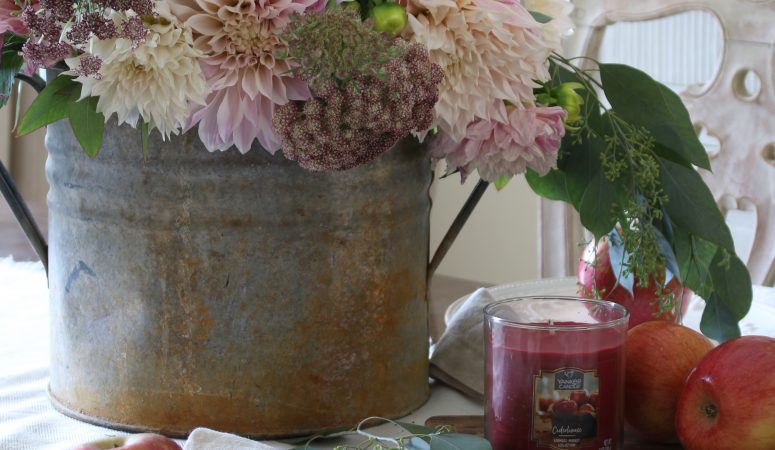 Yankee Candle and the New Farmers Market Collection