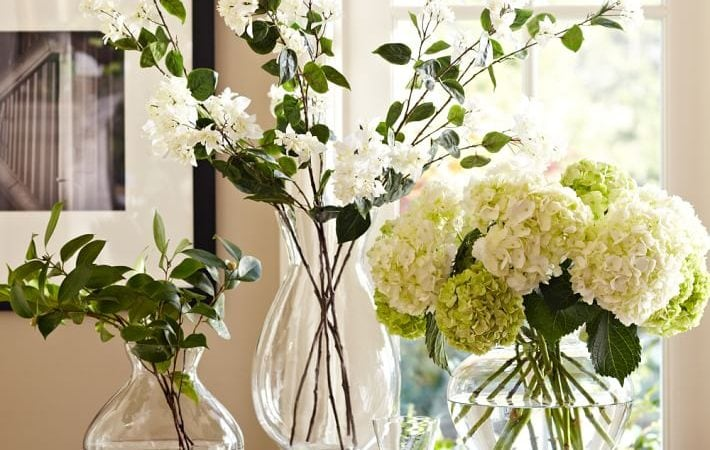 French Country Fridays – Decorating with Hydrangeas