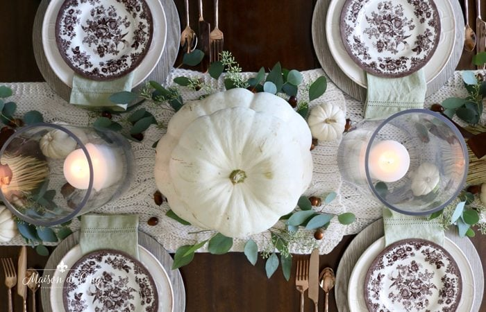 French Country Fridays – Fall Entertaining Ideas & a Bit of Christmas!