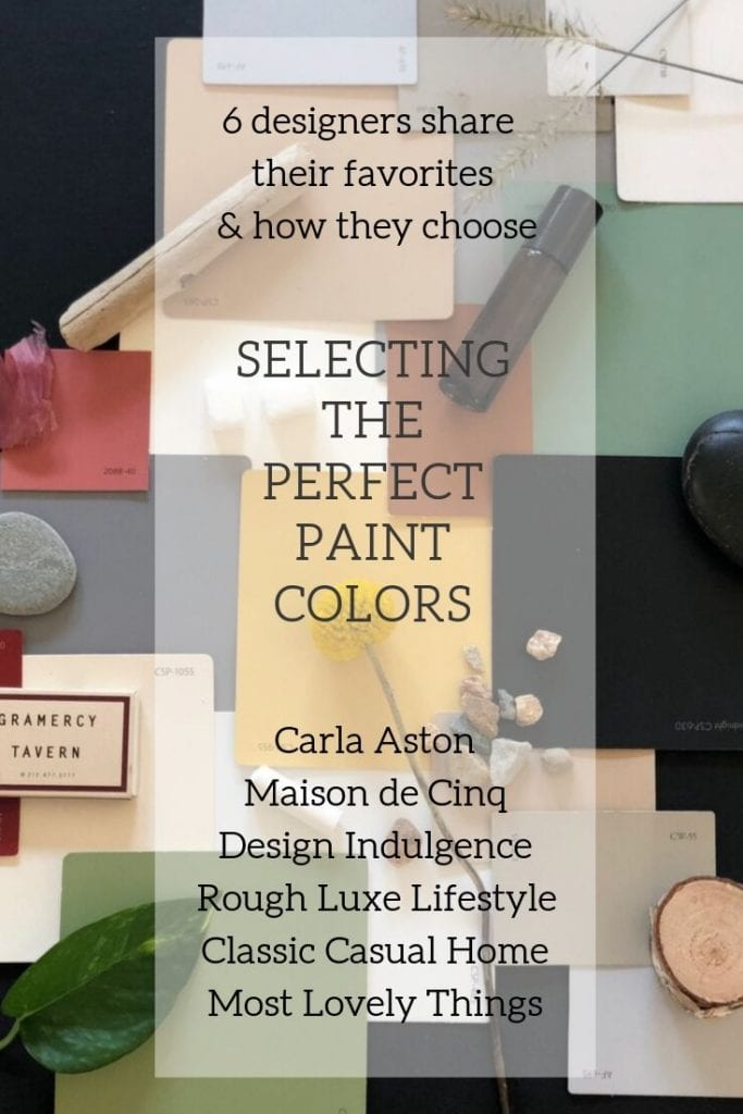 my favorite paint colors selecting the perfect paint