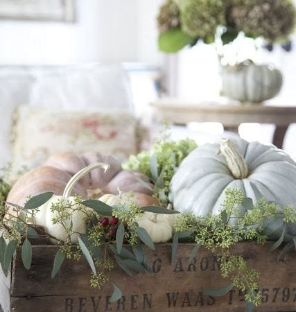 French Country Fridays – Inspiring Autumn Decor