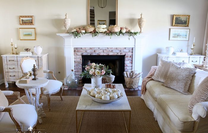 French Country Fridays – Home Tours, Bathrooms & Entertaining Tips