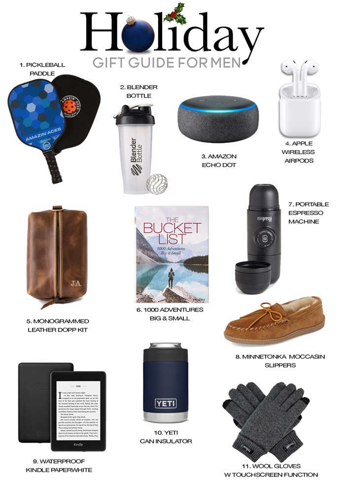 holiday gift ideas for men favorite things holiday gift guide
