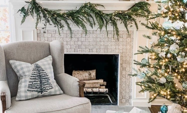 French Country Fridays: More Xmas, NYE Ideas, & a French Home Tour!