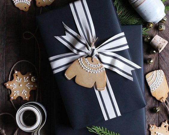 20 of the Most Beautiful Holiday Gift Wrapping Ideas!
