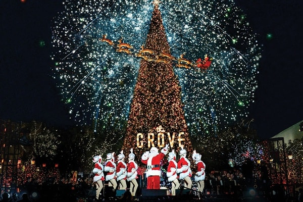The Best Holiday Events and Things to Do in Southern California