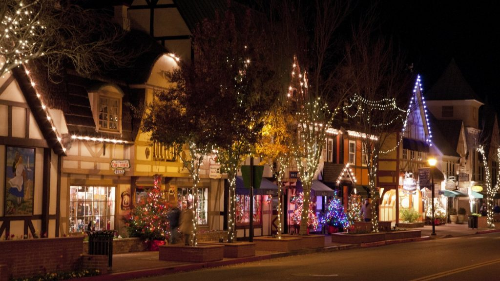 solvang jule fest best holiday events southern california