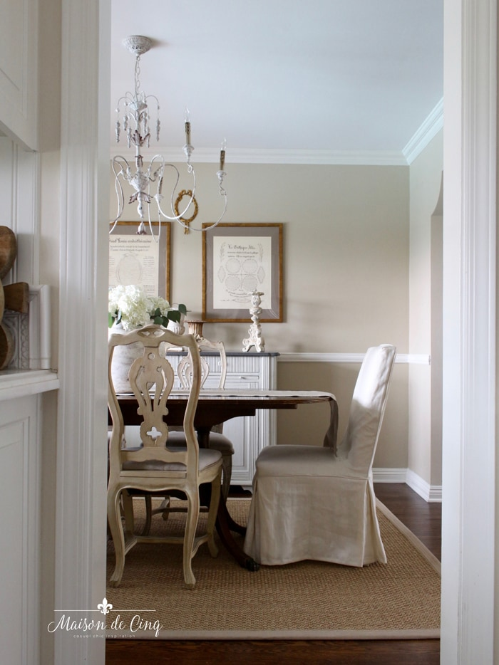 five ways to decorate with texture gorgeous French country dining room