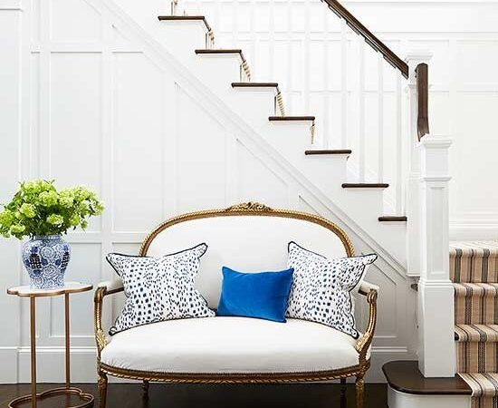 Decorating with Blue: Pantone's Color of the Year is Classic Blue