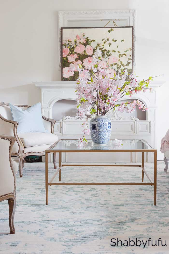 decorating tips soft decorating colors in French country living room