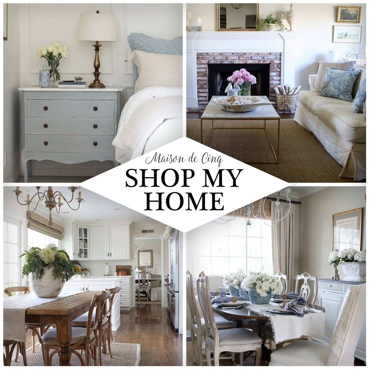 Shop My Home link
