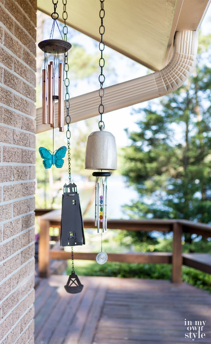 outdoor wind chimes
