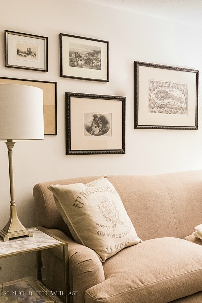 Simply Home Series Five Tips For Decorating With Art