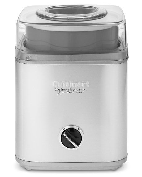 cuisinart ice cream maker summer essential