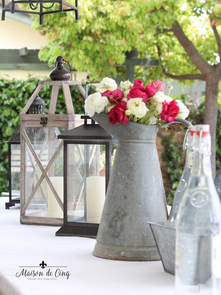 outdoor entertaining essentials flameless candles