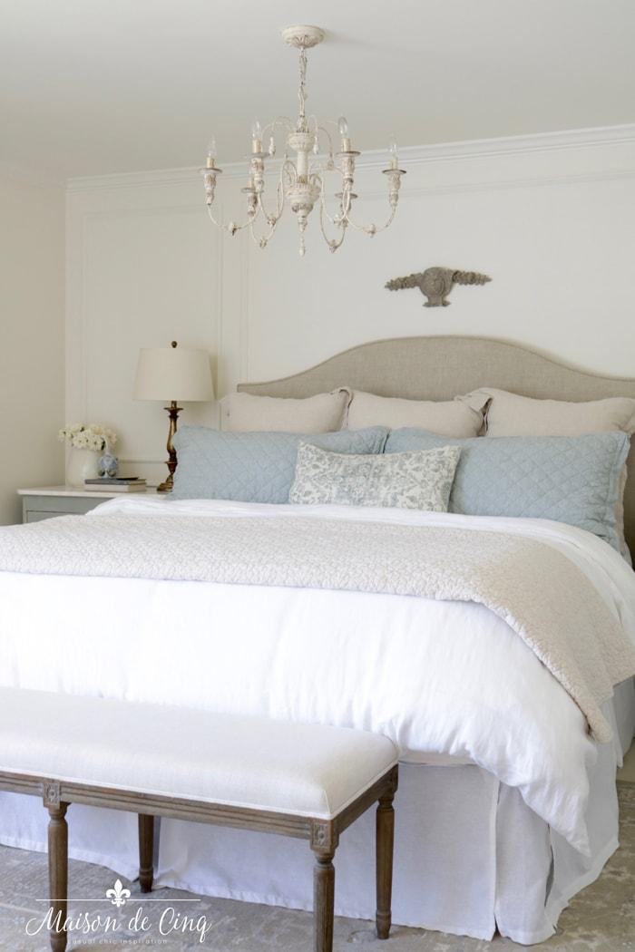 gorgeous French farmhouse room favorite bedding formula
