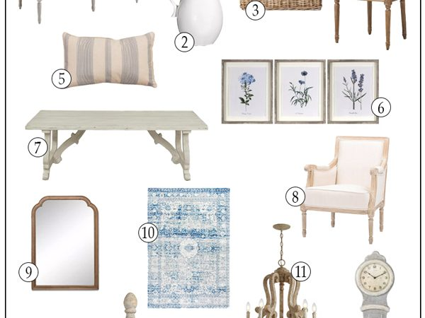 40+ Fabulous French Farmhouse Finds at Target!