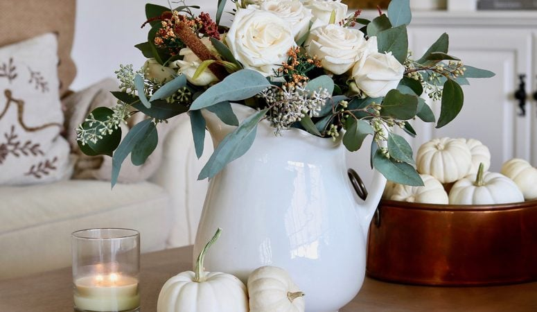 Five Tips for Incorporating Neutral and Natural Fall Decor into Your Home
