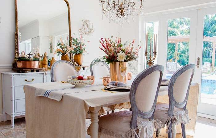 French Country Fridays – Thanksgiving Ideas & Fall Decor