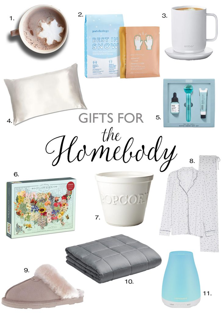 gifts for the homebody graphic christmas gift ideas