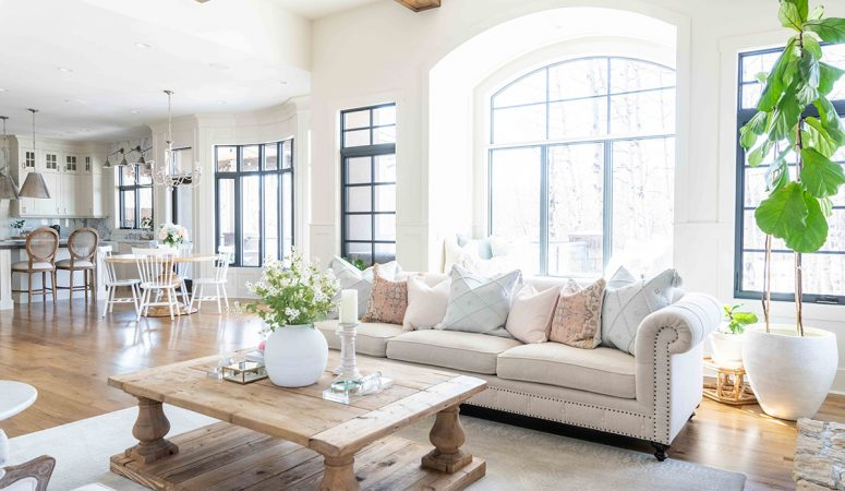 Gorgeous Rustic French Style Home – Inspiring Home Tour